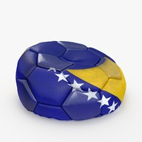3d model soccer ball