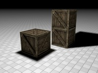 wooden box dxf free
