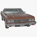 Impala 3D models