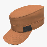 military cap fred perry obj