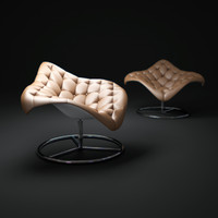 manta-type-c-chair 3d max