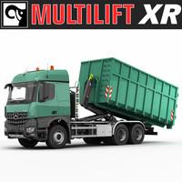 3d model arocs multilift