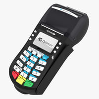 pos terminal hypercom optimum 3ds
