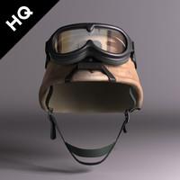 maya military helmet