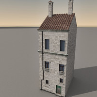 Italian Building 024