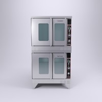 3ds max garland convection oven