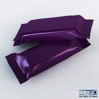 3ds max candy wrapper v 1