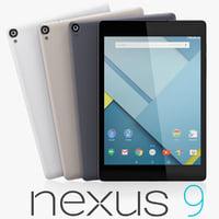 google nexus 9 c4d