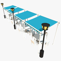 maya outdoor tables