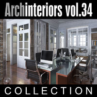 3d archinteriors vol 34 interior scenes