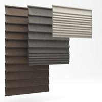 3d roman shades model