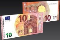 3d model new 10 euro