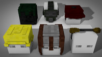 cinema4d hat pack