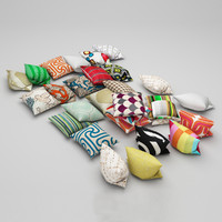 3ds max pillows 21