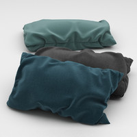 pillows 41 3d max