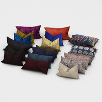 pillows 10 3d max
