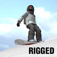 Snowboarder MAX2012