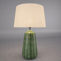 3d model modern table lamp