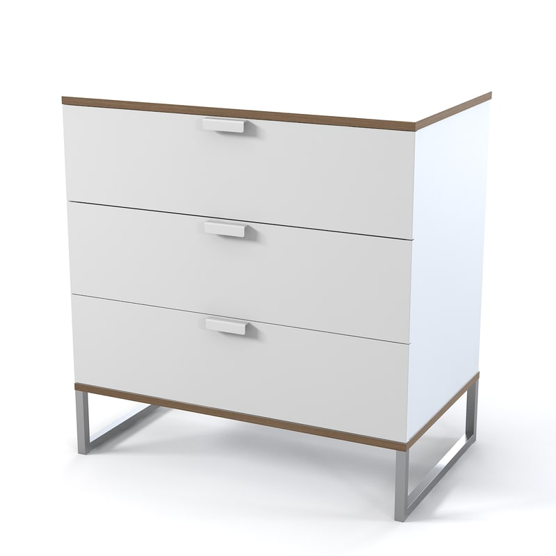 ikea tirisil Chest of drawers commode sideboard dresser Modern Contemporary0001.jpg