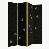 folding screen euphoria 3d model