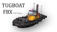 3ds max classic tugboat