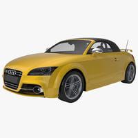 Audi TTS Convertible 2015