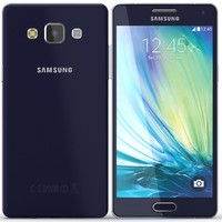 samsung galaxy a5 m 3d model