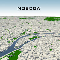 moscow cityscape max