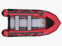Inflatable boat Zodiac Mark-2