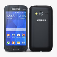 samsung galaxy ace nxt 3d model