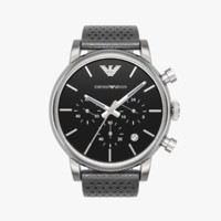 3d emporio armani chronograph watch model