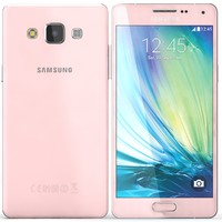 samsung galaxy a5 pink 3d model