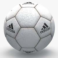 soccerball pro ball white 3ds