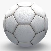 Soccerball pro white