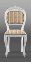 3d model chair desire 51