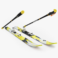 black diamond skis 3d ma