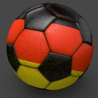 3ds soccerball ball
