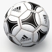 Soccerball pro white triangles adidas