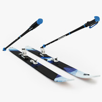 maya black diamond skis