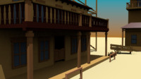 3d street old west