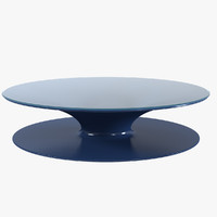 salotti s p coffee table 3d max