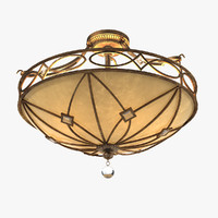 Minka Aston Court 24 Wide Ceiling Light