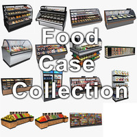 Food Case Collection