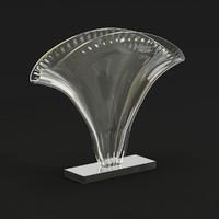 3d giorgio lifetime flower vase model