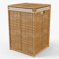 3d laundry basket ikea branas model