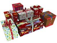 maya christmas gift box
