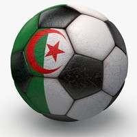 soccerball ball 3d obj
