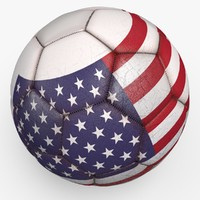 soccerball pro ball 3d dxf