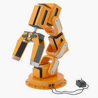 Industrial Robotic Arm_02