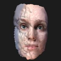 3d face 2 model